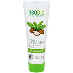 Neobio Organik Yoğun El Kremi  Shea Yağı & Hyalüronik asit  50ml