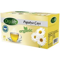 Karali Orgalife Organik Papatya Bitki Çayı 20 poşet