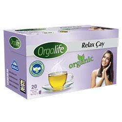 Karali Orgalife Organik Relax Bitki Çayı 20 poşet