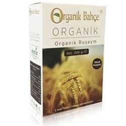Organik Bahçe Organik Ruşeym 200gr