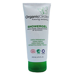 Organic Circle Organik Duş Jeli (Aloe Veralı) 200ml
