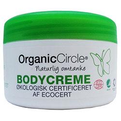 Organic Circle Organik Vücut Kremi (Aloe Veralı) 250ml