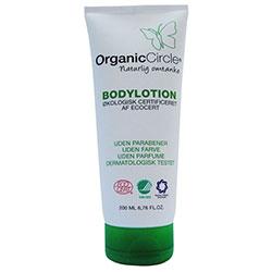 Organic Circle Organik Vücut Losyonu (Aloe Veralı) 200ml