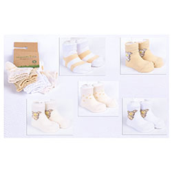 OrganicKid Organik Çorap (5