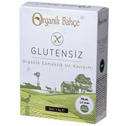 Organik Bahçe Organik Glutensiz Ekmeklik Un Karışımı 1000gr