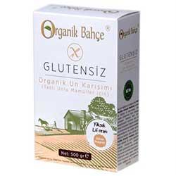 Organik Bahçe Organik Glutensiz Un Karışımı (Tatlı Unlu Mamüller İçin) 500gr
