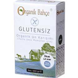 Organik Bahçe Organik Glutensiz Un Karışımı (Tuzlu Unlu Mamüller İçin) 500gr
