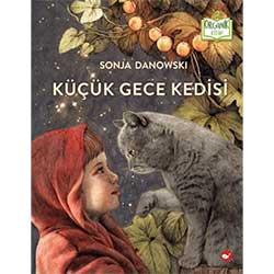 Organik Kitap: Küçük Gece Kedisi  Sonja Danowski  Beyaz Balina Yayınları