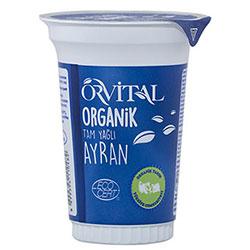 Orvital Organik Ayran 200ml