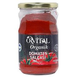 Orvital Organik Domates Salçası 650g