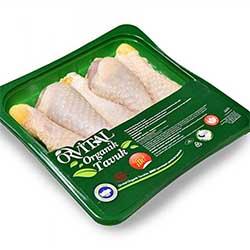 Orvital Organik Tavuk Baget  KG