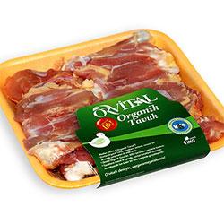 Orvital Organik Donuk Tavuk But Pirzola 450gr