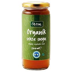 Orvital Organik Sebze Suyu 500ml