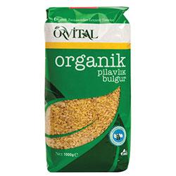 Orvital Organik Pilavlık Bulgur 1kg