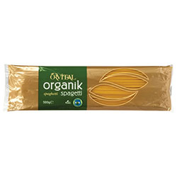Orvital Organik Makarna (Spagetti) 500gr
