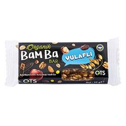 OTS Organik Bamba Bar (Yulaflı) 30gr