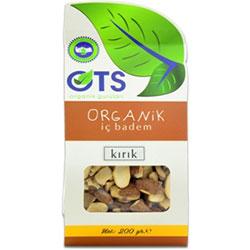OTS Organik İç Badem (Kırık) 200gr
