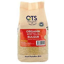 OTS Organik Köftelik Bulgur 750gr