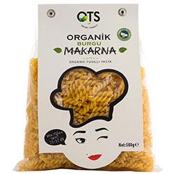 OTS Organic Pasta  Fusilli  500g