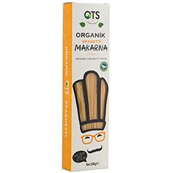 OTS Organik Makarna  Spagetti  500g