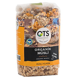 OTS Organic Classic Muesli 500g