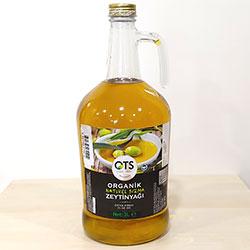 OTS Organik Naturel Sızma Zeytinyağı 3L