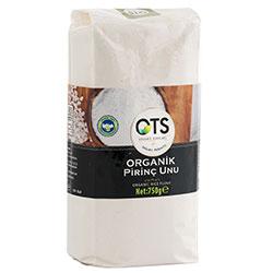 OTS Organik Pirinç Unu 750gr