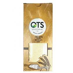 OTS Organik Sarı Buğday Unu 750gr