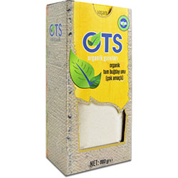 OTS Organik Tam Buğday Unu (Çok Amaçlı) 500gr