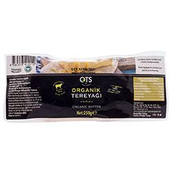 OTS Organik Tereyağı 250g