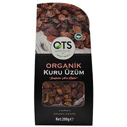 OTS Organik Üzüm Kurusu 200gr