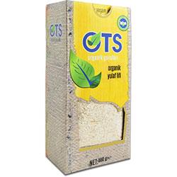 OTS Organik Yulaf Lifi (Yulaf Kepeği) 500gr