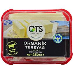OTS Organik Tereyağı 250gr