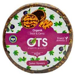 OTS Organic Energy Disc  Fig & Walnut  25g