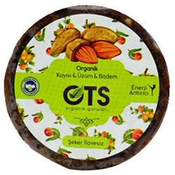 OTS Organic Energy Disc  Apricot & Grape & Almond  25g