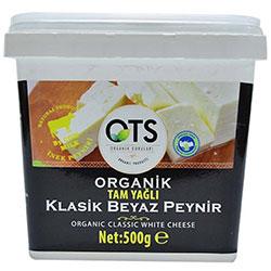 OTS Organik Klasik Beyaz Peynir 500gr