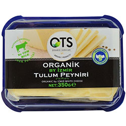 OTS Organik İzmir Tulum Peyniri 350gr