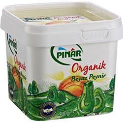 Pınar Organik Beyaz Peynir 400gr