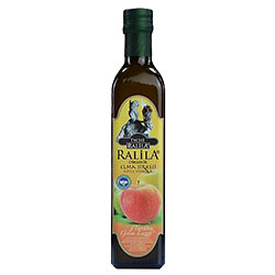 Ralila Organik Elma Sirkesi (Pastörize edilmemiş) 500ml