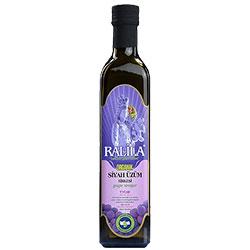 Ralila Organik Siyah Üzüm Sirkesi (Pastörize edilmemiş) 500ml