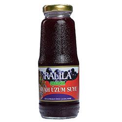 Ralila Organik Siyah Üzüm Suyu 200ml