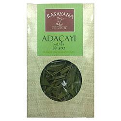 Rasayana Organik Adaçayı Bitki Çayı 30gr
