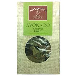 Rasayana Organik Avokado Yaprağı Bitki Çayı 25gr