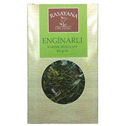 Rasayana Organik Enginarlı Karışık Bitki Çayı 80gr