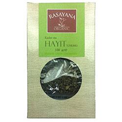 Rasayana Organik Hayıt Tohumu (Kadın Otu) Bitki Çayı 100gr