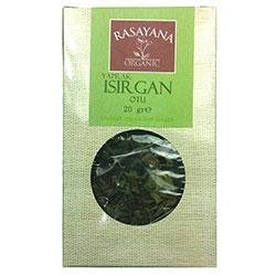 Rasayana Organik Isırganotu Yaprağı Bitki Çayı 20gr