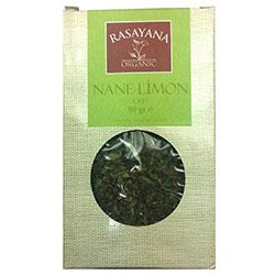 Rasayana Organik Nane-Limon Bitki Çayı 80gr