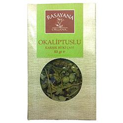 Rasayana Organik Okaliptuslu Karışık Bitki Çayı 80gr