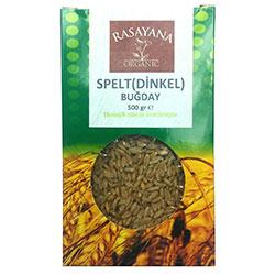 Rasayana Organik Kızıl (Spelt-Dinkel) Tam Buğday 500gr
