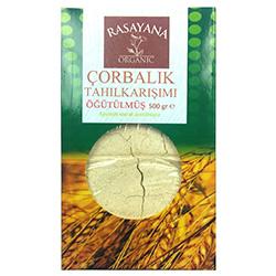 Rasayana Organik Çorbalık Tahıl Karışımı (Öğütülmüş) 500gr
